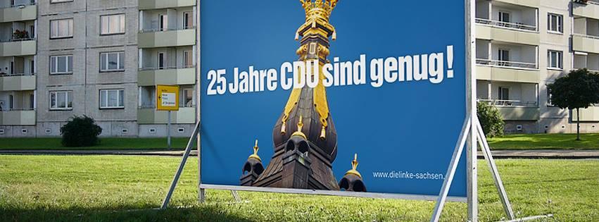 25 Jahre CDU sind genug!